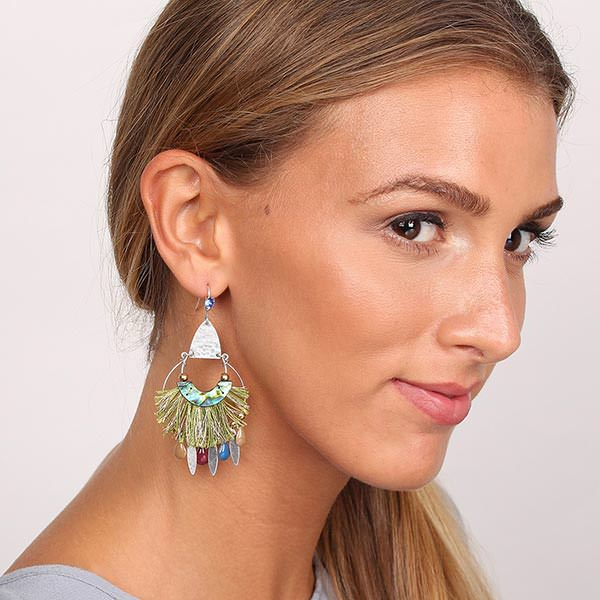 franck herval collection abby grandes boucles oreilles gitane 2