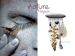 Nature Bijoux, Duo, Collection Andaman, été 2013