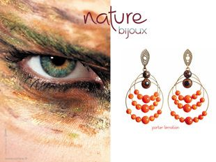 Nature Bijoux, Duo, Collection Namibie, été 2013