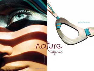 Nature Bijoux, Duo, Collection Salamanque, été 2013